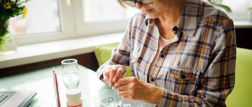 Arthritis Pain Sufferers